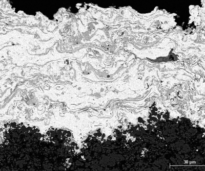 Photo 2 (Image of a coating microstructure)